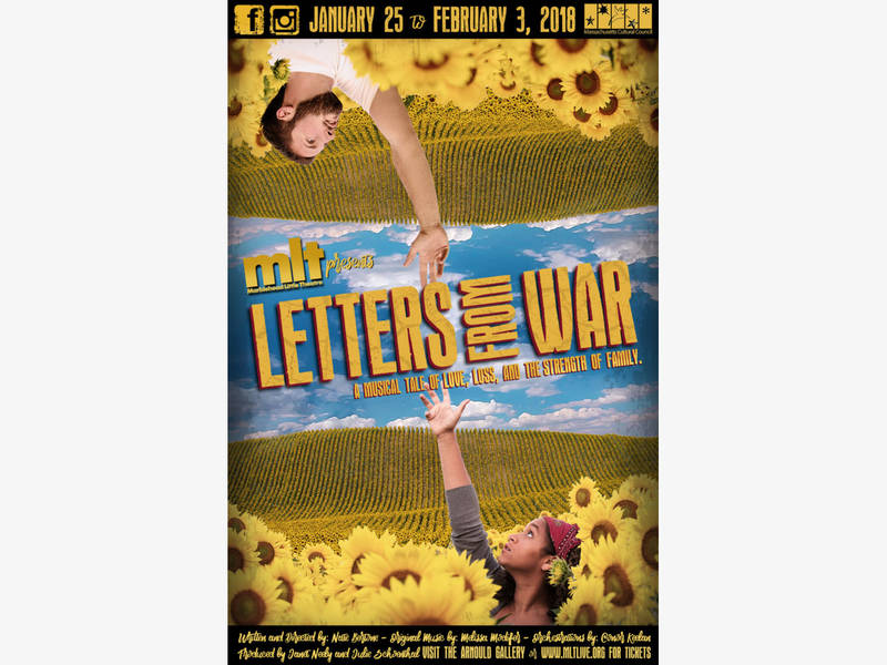 Letters From War at Marblehead Little Theatre