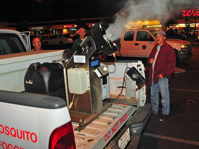 south bay mosquito ground fogging resumes thursday night