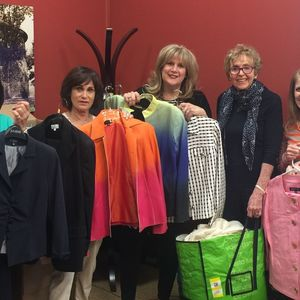 """Daniel Gale Cares"" Program Helps Women and Men in Need Dress for Job Interviews"