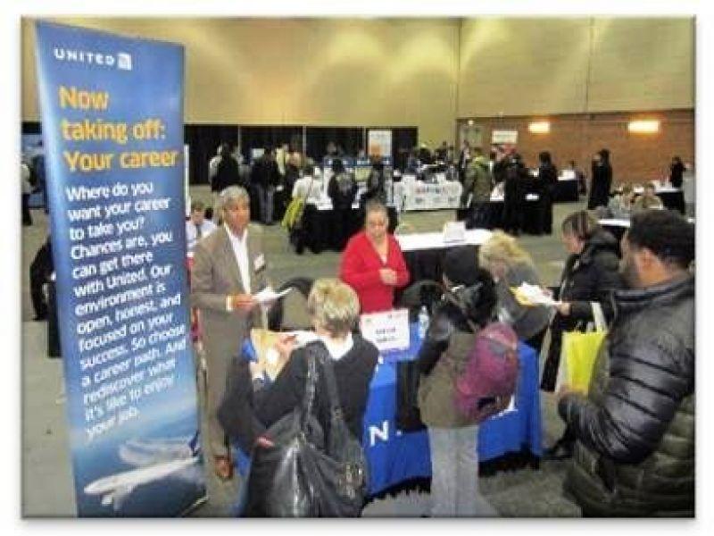 Chicago Department of Aviation Hosts Airport Job Fair, Oct ...