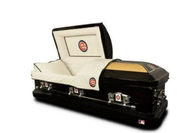 Holy Cow Cubs Casket And Urn Sales Show Life Thanks To