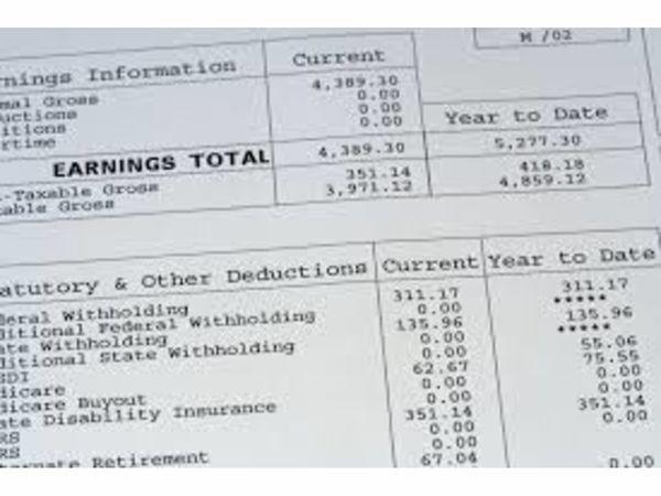 Car Salesman Salary: Car Salesman Helps Customers Get Cars By Forging Pay Stubs