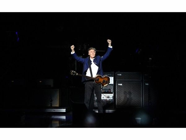 Sir Paul McCartney Puts Tinley Park On The Map With 'Macca-Nificent' Show