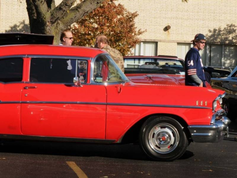 Evergreen Park\'s Classic Car Show To Benefit Anthony\'s Avengers To ...