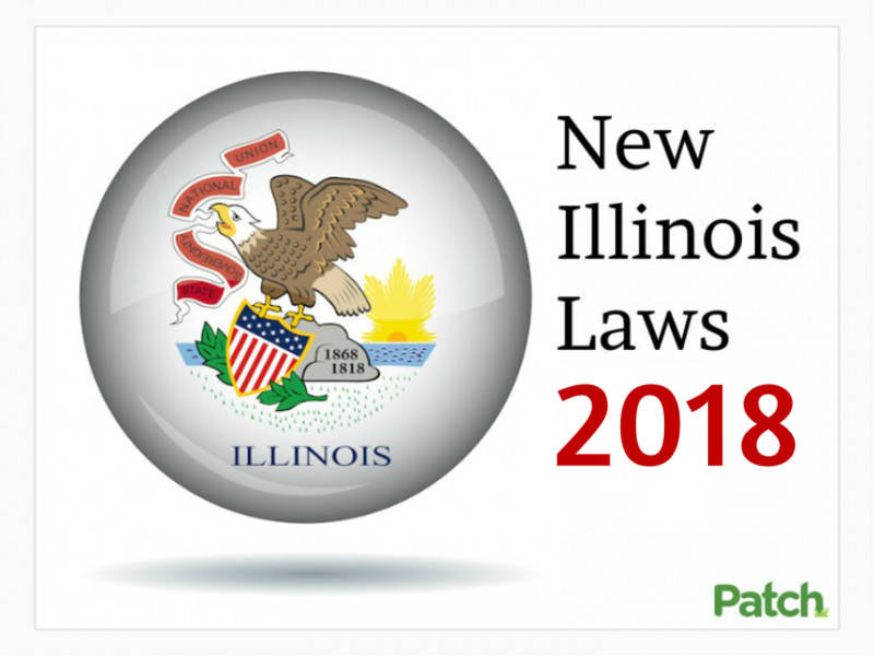 New illinois laws 2018 agriculture animals and hunting for Illinois fishing regulations 2017