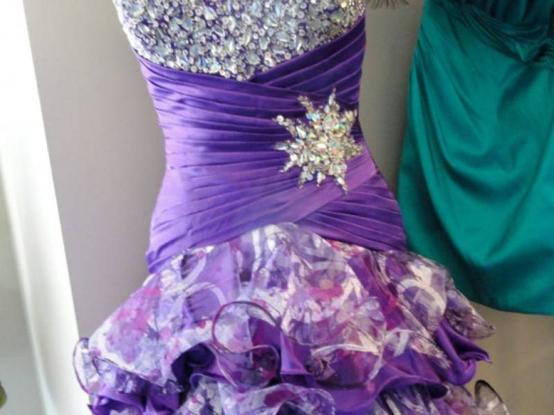Say Yes To The Dress At McAuley\'s Prom Dress Resale | Beverly, IL Patch