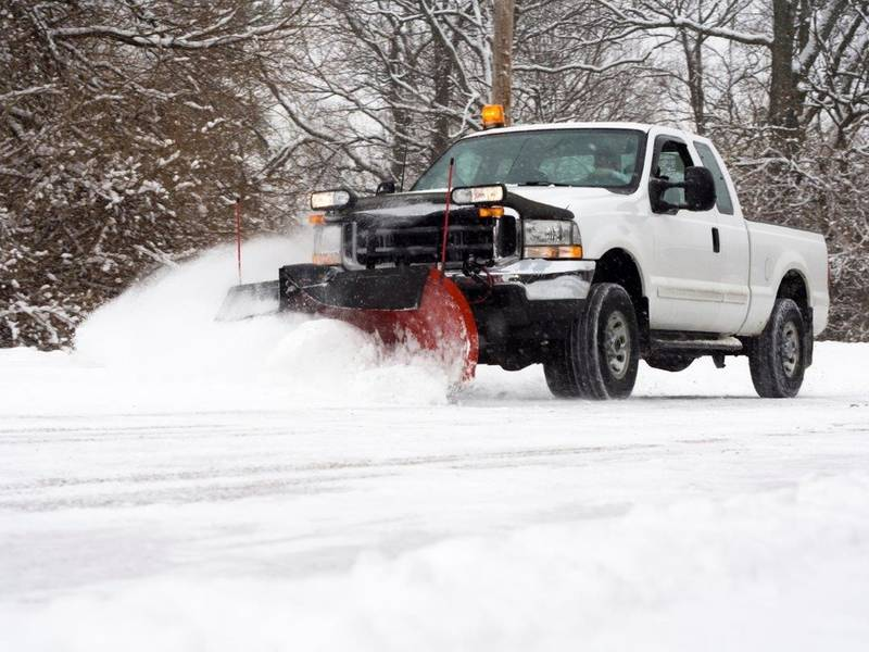 Village Of Orland Park Hiring Professional Snow Plow Drivers