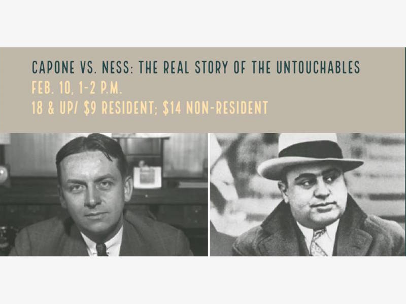Learn The Real Story Behind \'Ness Vs. Capone\' OP History Museum ...
