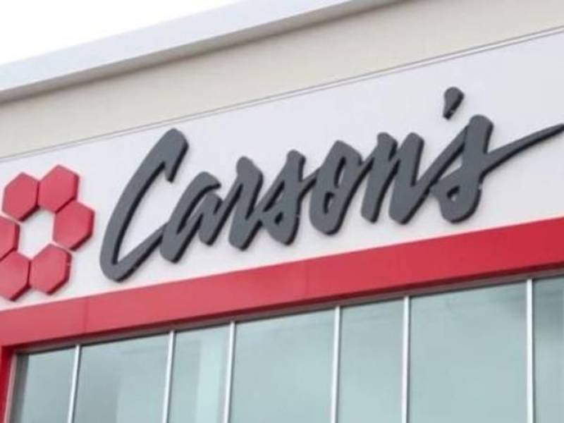 Carsonu0027s Stores Begin Going Out Of Business Sales