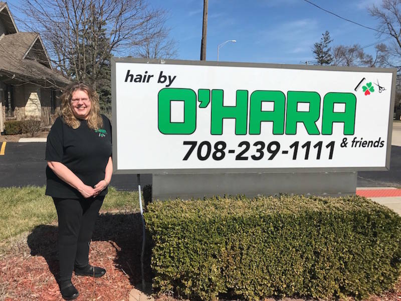Award Winning Ohara And Friends Salon Moves To New Digs In Palos
