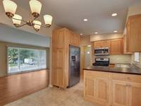 California-Style Brick Ranch, Family Room, Updated Kitchen | Oak ...