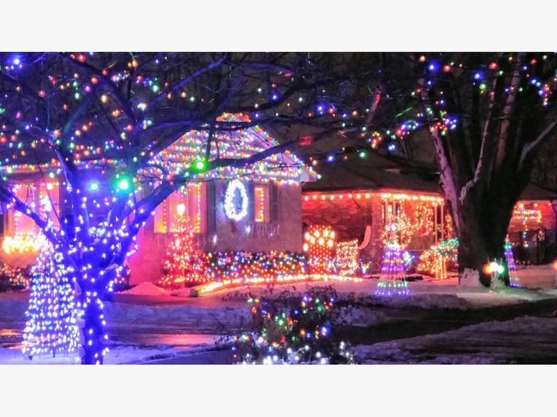 - Take The Patch 2018 Holiday Tour 'O Lights Orland Park, IL Patch