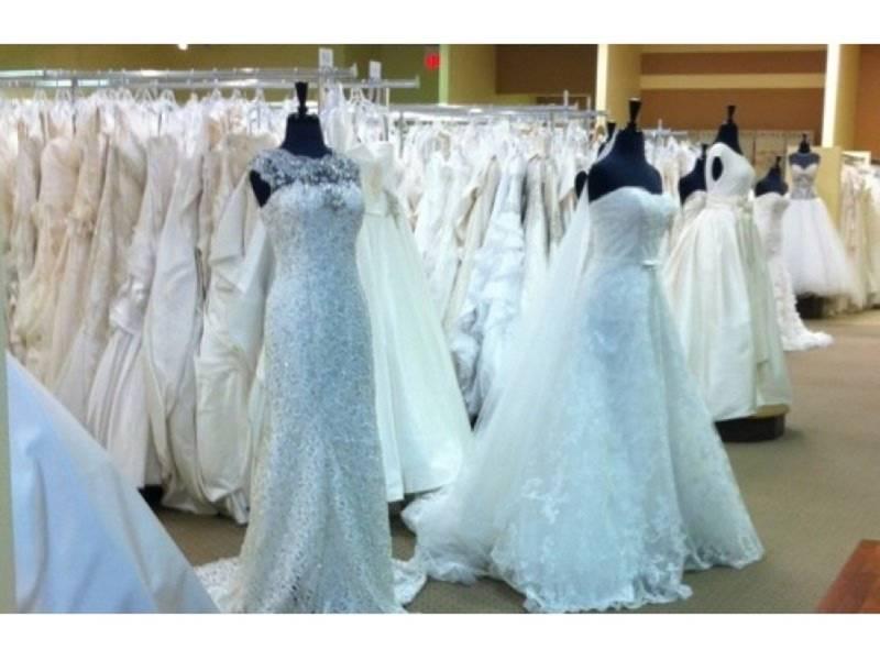 b35e9664c83 Nu2u Resale Hosts Discounted Wedding Dress Sale This Saturday ...