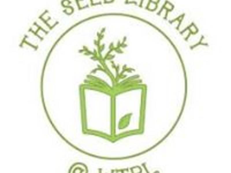 Seed Swap at Washington Township Library