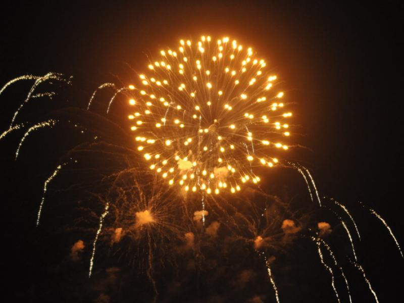 Memorial Day Rhode Island Fireworks