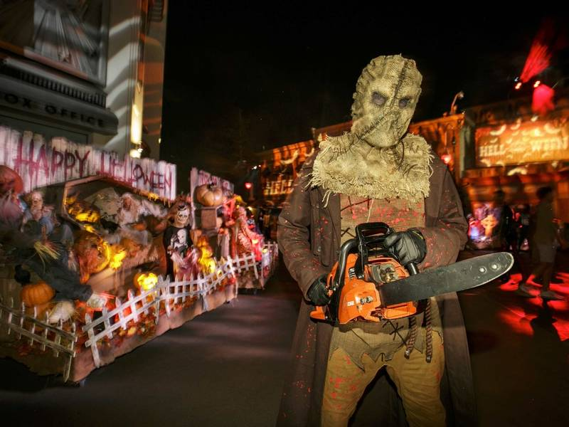 halloween horror nights adds more mazes and some scary food options