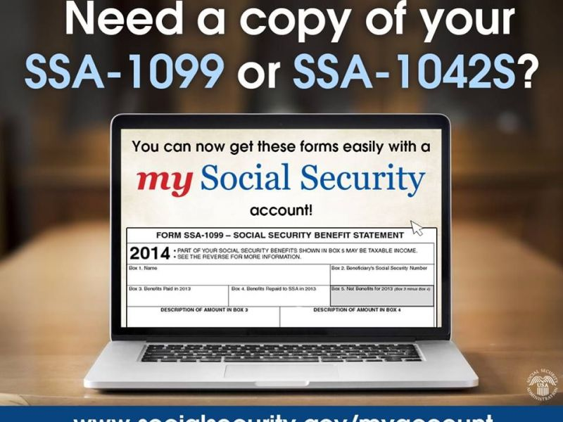 Get Your Replacement Social Security Tax Forms Online With Ease