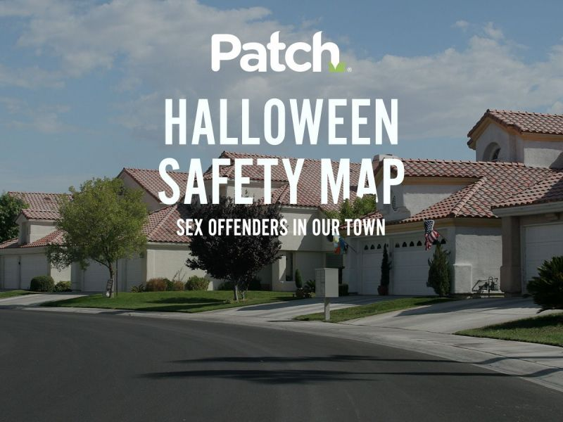 Barrington 2016 Halloween Sex Offender Safety Map Barrington IL Patch