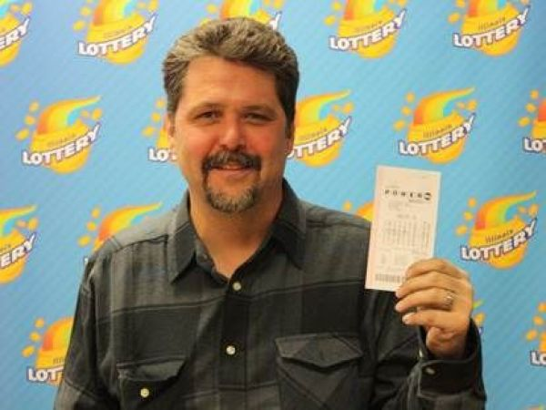 Marengo man wins $50000 from lottery ticket