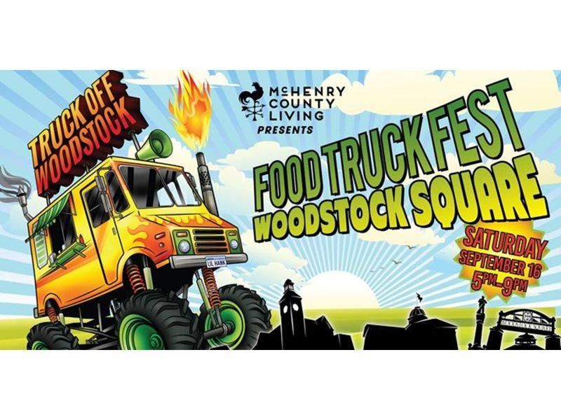 Food Truck Fest Woodstock Il