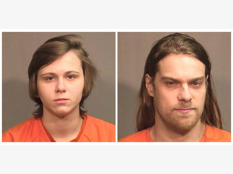 2 arrested after police seize nearly 4 pounds of pot