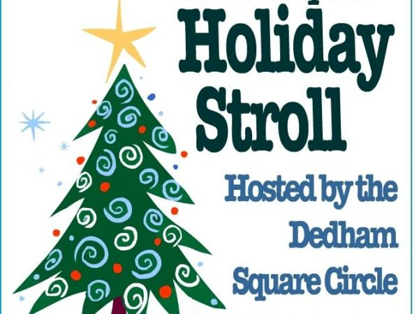 Dedham Square Holiday Stroll Amp Tree Lighting Fri Dec 2nd