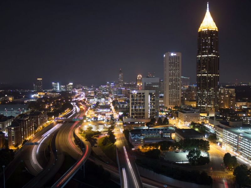 Atlanta Metro Climbs Best Places To Live Rankings