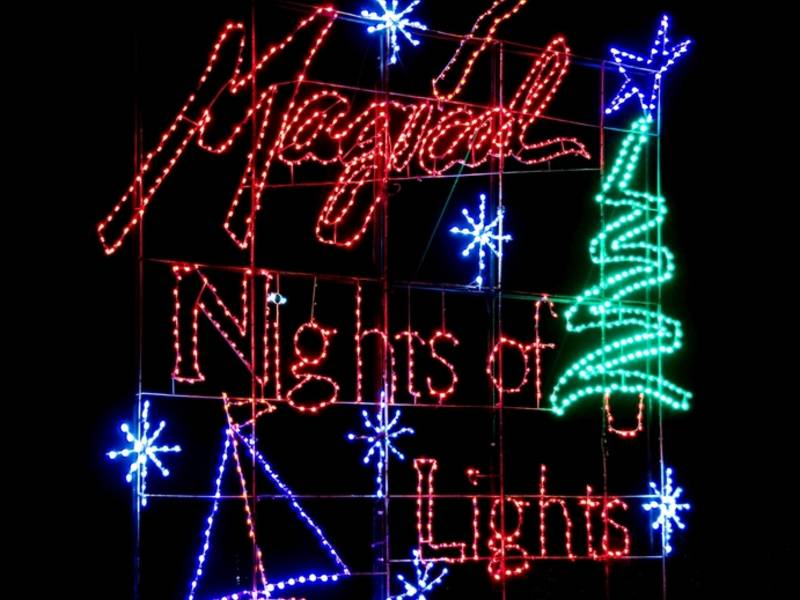 lanier islands gives back during magical nights of lights 2017 0
