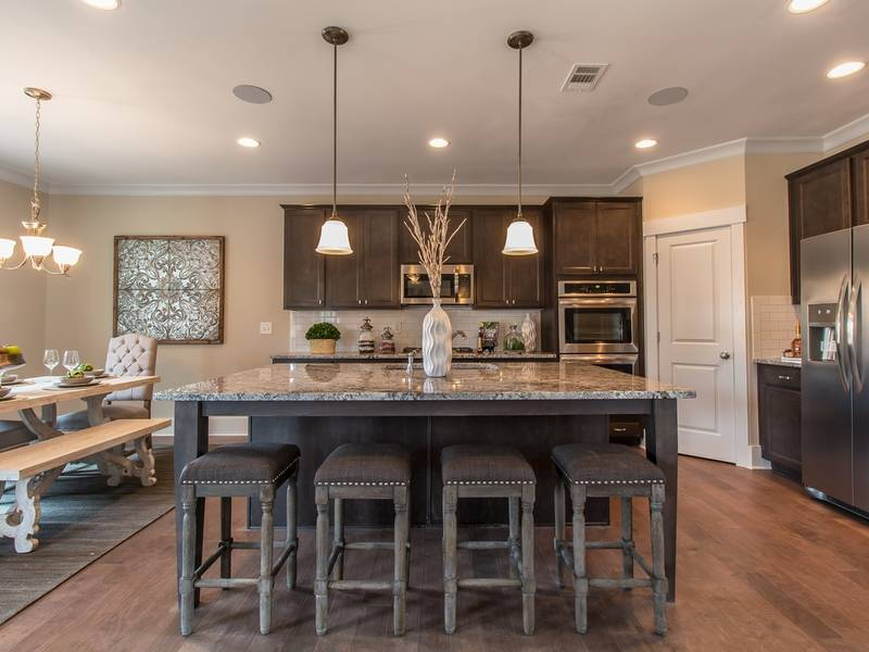 ... Paran Homes Raises The Curtain On Sweetwater Landing Model Home 0 ...