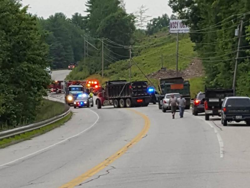 Town Of Londonderry Nh >> Concord Teen Involved in Route 106 Crash | Concord, NH Patch