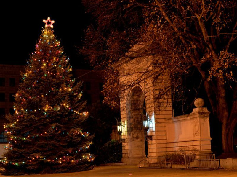 30th annual concord christmas tree lighting celebration