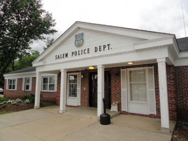 Salem Police Fire Salem, MA Patch