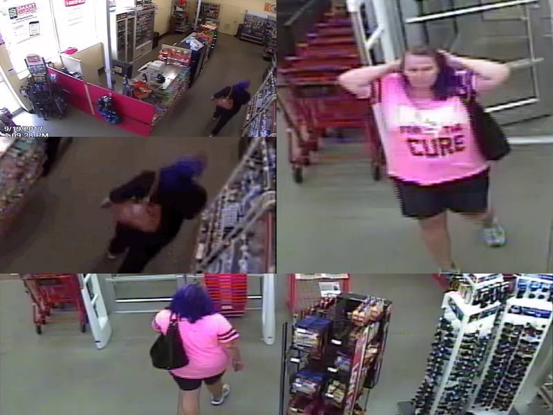 Cops Seek Tips About Alleged Family Dollar Shoplifter 0