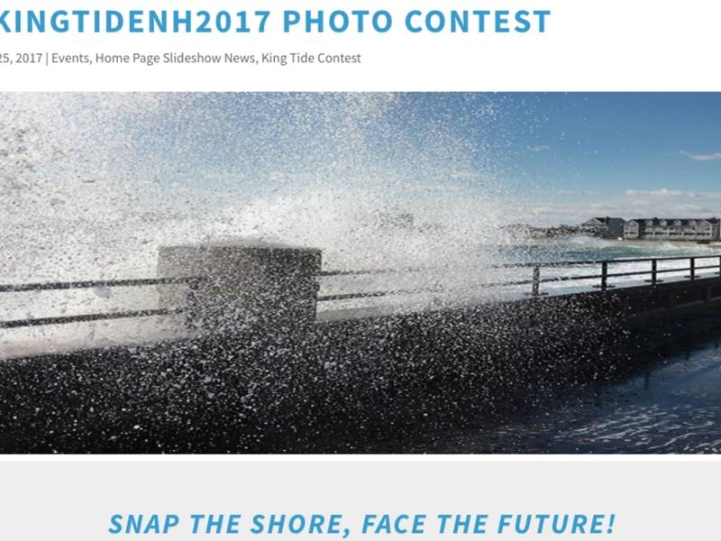 Enter To Win The Kingtidenh2017 Photo Contest Portsmouth Nh Patch