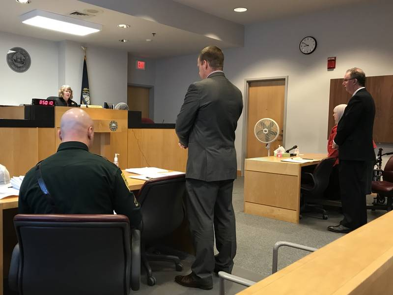 Concord State Rep. Pleads Guilty To Assault Charge