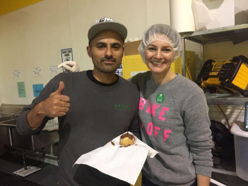 Bay Area Based Baking Company Gives Back To Sf Marin Food Bank