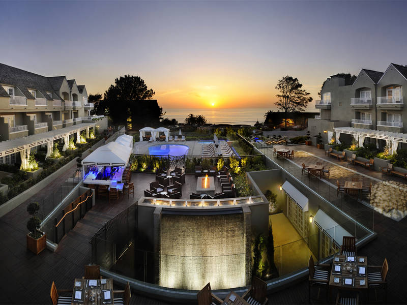 Del Mar Hotel Receives Aaa Four Diamond Rating