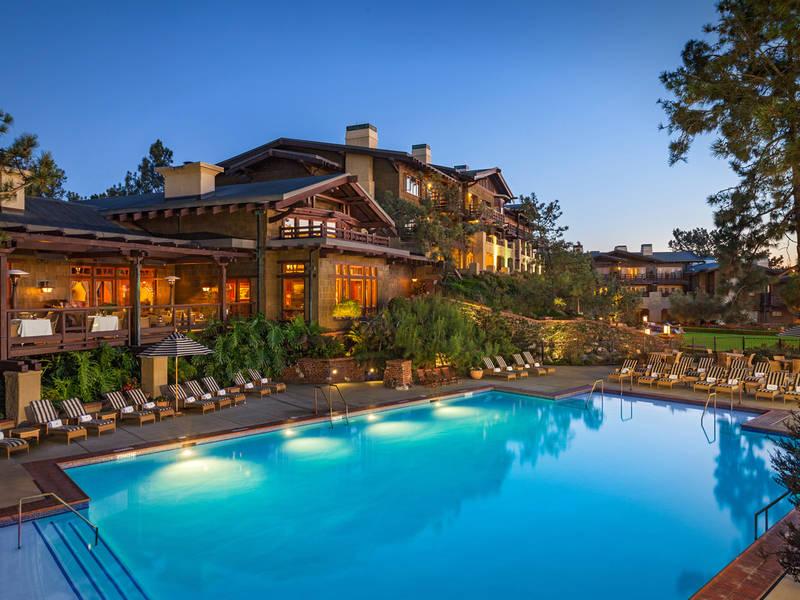 La Jolla Hotel Receives Aaa Five Diamond Rating