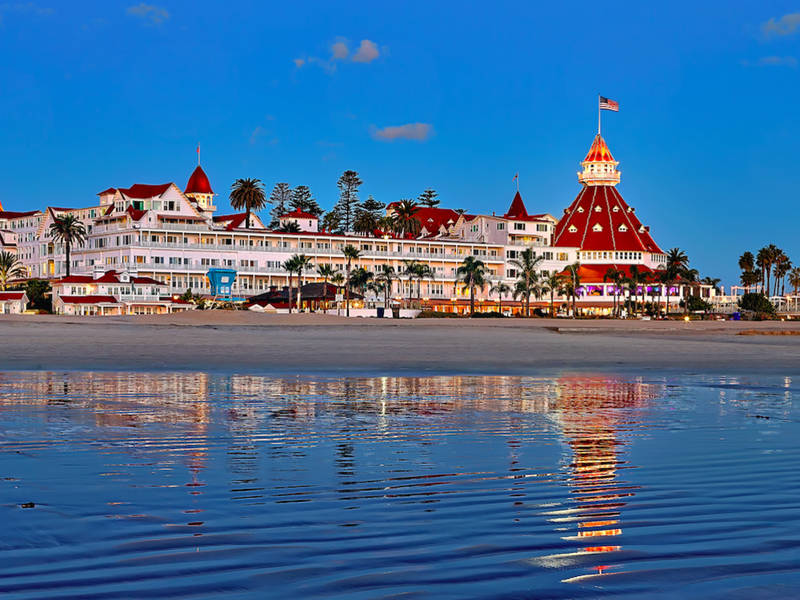 San Diego County Hotels Receive Aaa S Four Five Diamond