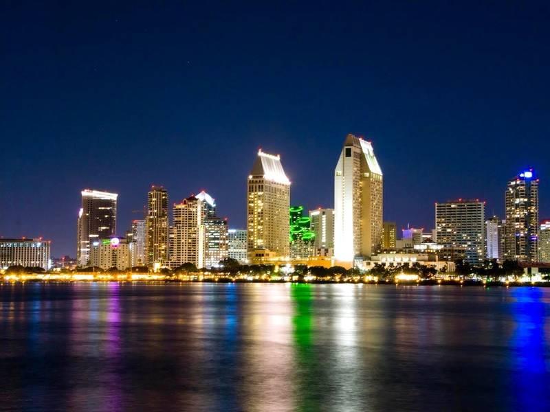 Stunning San Diego Skyline Photo Of The Week