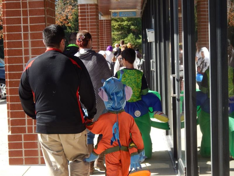 more than 3000 attend festival at bel air halloween parade photos bel air md patch