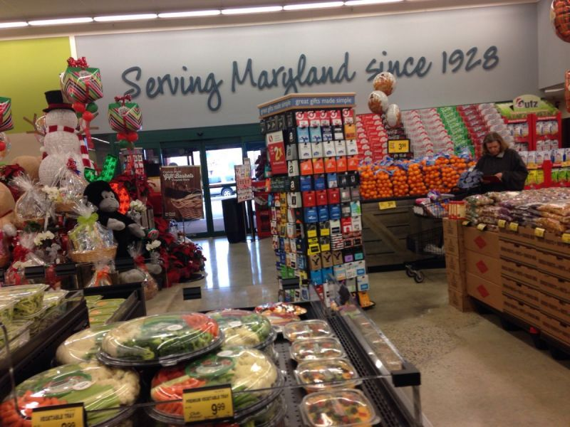Safeway Reopens With New Offerings In Greenbrier Shopping Center