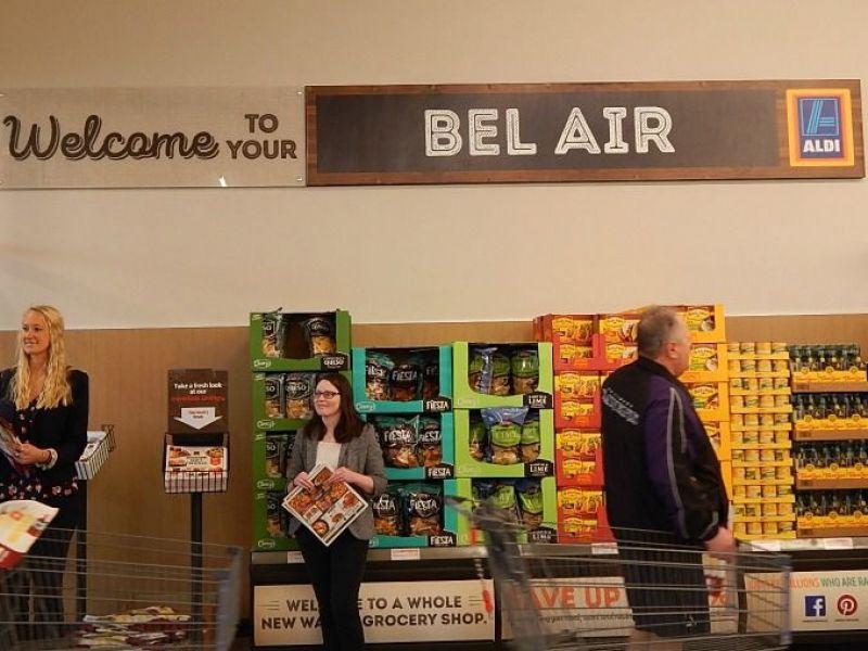 Aldi Opens In Bel Air Bel Air Md Patch
