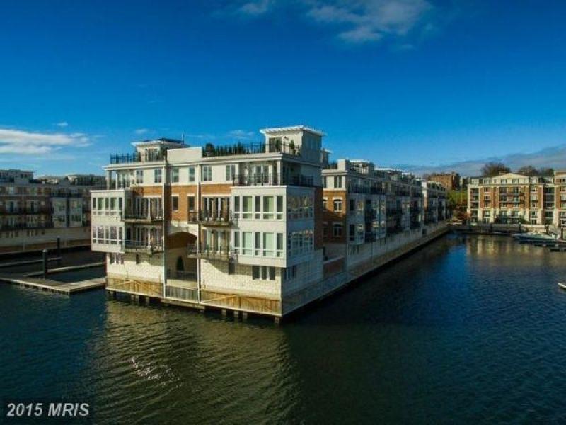 Maryland Dream Homes Thoroughbred Farm Mive Mansion Mediterranean Haven