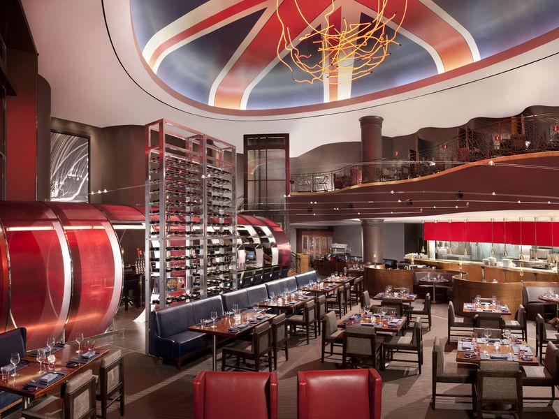 Gordon Ramsay Opening Steak Restaurant At Horseshoe