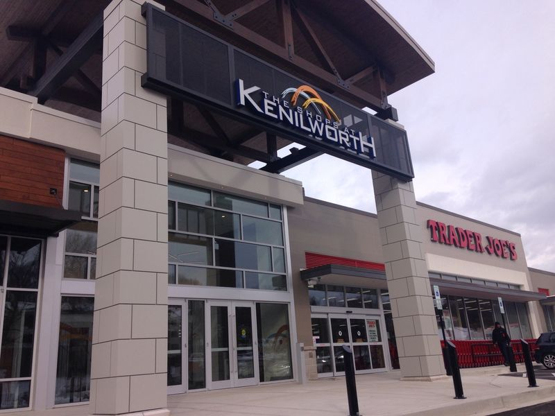 radcliffe moving from towson mall to shops at kenilworth