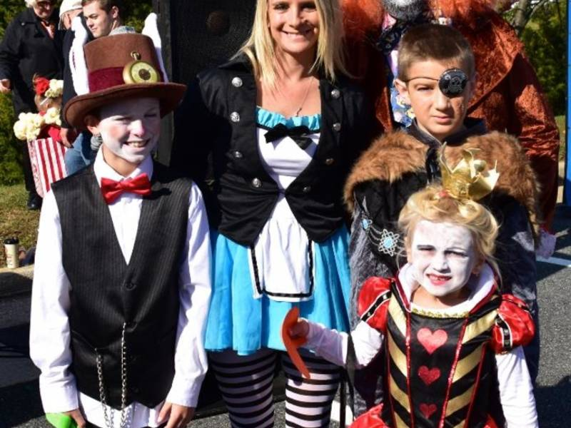 festival at bel air halloween costume parade to draw thousands