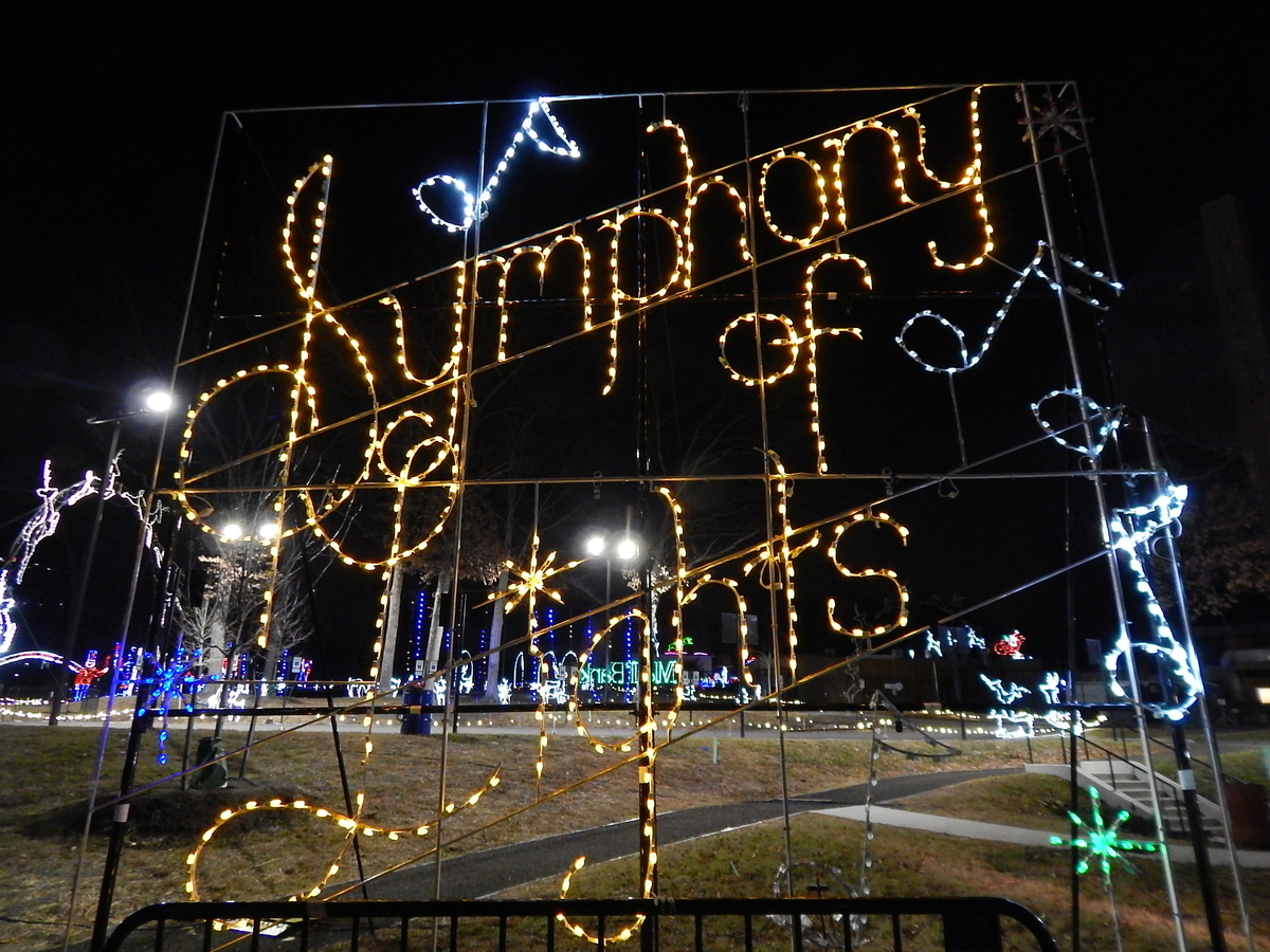 Best holiday lights in howard county 2017 columbia md patch organized by the howard hospital foundation symphony of lights is the largest fundraiser for howard county general hospital more than 2 million people aloadofball Images