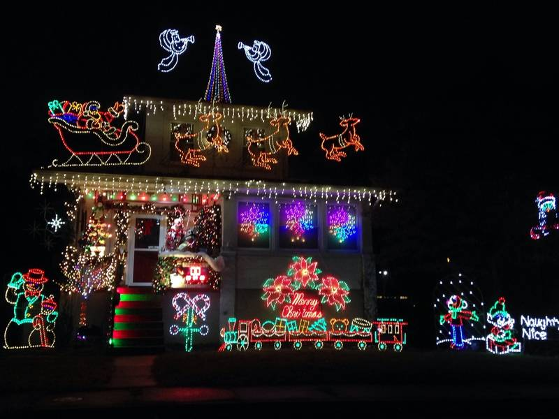 best christmas lights in baltimore county 0