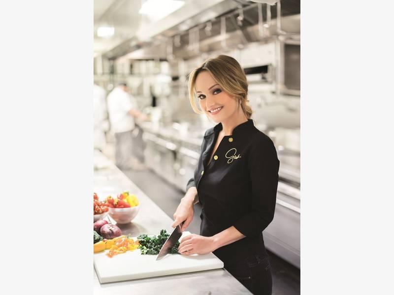 Food Network Star Giada De Laurentiis Preps For Baltimore Eatery ...